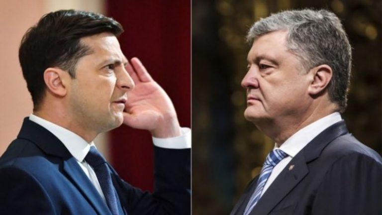 Противостояние двух командующих, которое четко показывает противостояние Порошенко и Зеленского