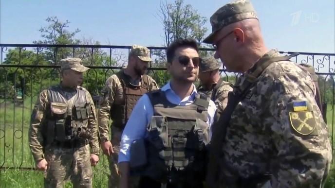 Саботаж командования ВСУ в зоне проведения ООС продолжается